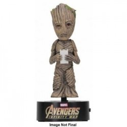 AVENGERS INFINITY WAR - Body Knocker - Groot - 16cm 165568  Avengers