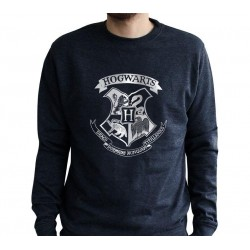 HARRY POTTER - Hogwarts - Sweat Vintage (L)