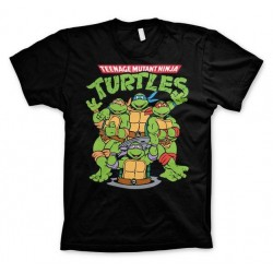 TMNT - T-Shirt Group (XL) 190412  T-Shirts