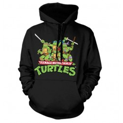 TMNT - Group - Sweat Hoodie - (XXL)