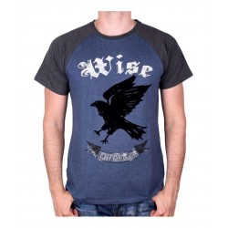 HARRY POTTER - T-Shirt Ravenclaw Wise - Blue/Black (L) 172040  T-Shirts