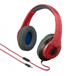 MARVEL - Spiderman Over The Ear Headphones Microphone 'iHome' 165525  Muziek Headsets - Oortjes