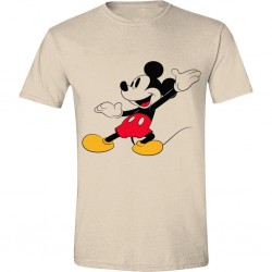 DISNEY - T-Shirt - Mickey Mouse Happy Face (M) 172269  T-Shirts