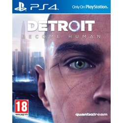 Detroit Become Human (PS4 Only) - Playstation 4 165517  Playstation 4