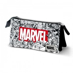 MARVEL - Pencil Case 10x23x5