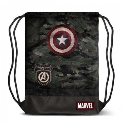 CAPTAIN AMERICA - Army - Gymbag 48x35