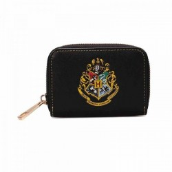 HARRY POTTER - Coin Purse - Howgarts Crest