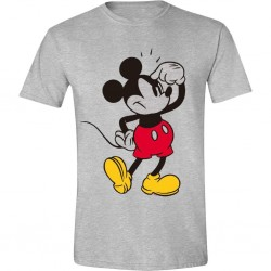 DISNEY - T-Shirt - Mickey Mouse Annoying Face (M)