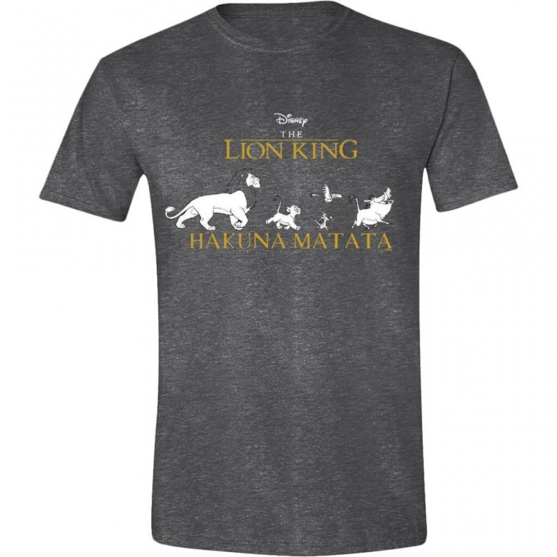 DISNEY - T-Shirt - The Lion King : Hakuna Matata (XXL)
