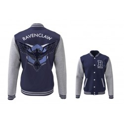 HARRY POTTER - Blouson Teddy Ravenclaw Blazon (XXL)