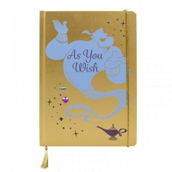 DISNEY - NoteBook A5 - Aladdin / Genie 173051  Notitie Boeken