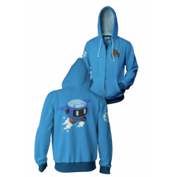 OVERWATCH - MEI Ultimate Hoodie (XXL) 173072  Hoodies