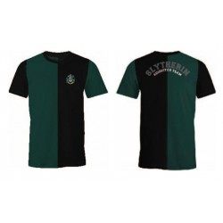 HARRY POTTER - T-Shirt Quidditch Team Slytherin (XXL)