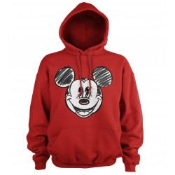DISNEY - Hoodie - Mickey Mouse Pixelated Sketch (XXL) 174397  Hoodies
