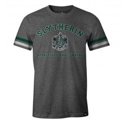 HARRY POTTER - T-Shirt Slytherin Ambitious and Cunning (XL) 174664  T-Shirts