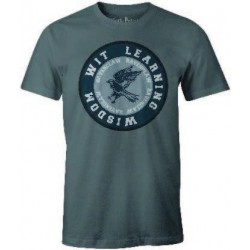 HARRY POTTER - T-Shirt Ravenclaw ROUND Wit Learning Wisdom (M) 174974  T-Shirts