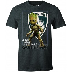 GUARDIANS OF THE GALAXY - T-Shirt Groot all Guardian (L)