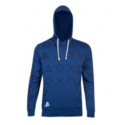 PLAYSTATION - AOP Icon Hoodie (S) 175391  Hoodies