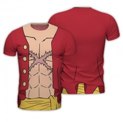 ONE PIECE - T-Shirt COSPLAY - Luffy New World (L) 176665  T-Shirts
