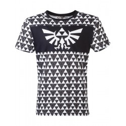 ZELDA - Men's T-Shirt - Triforce Checker (XL) 177053  T-Shirts