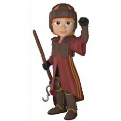 Rock Candy : Harry Potter - Ron in Quidditch Uniform - 13cm