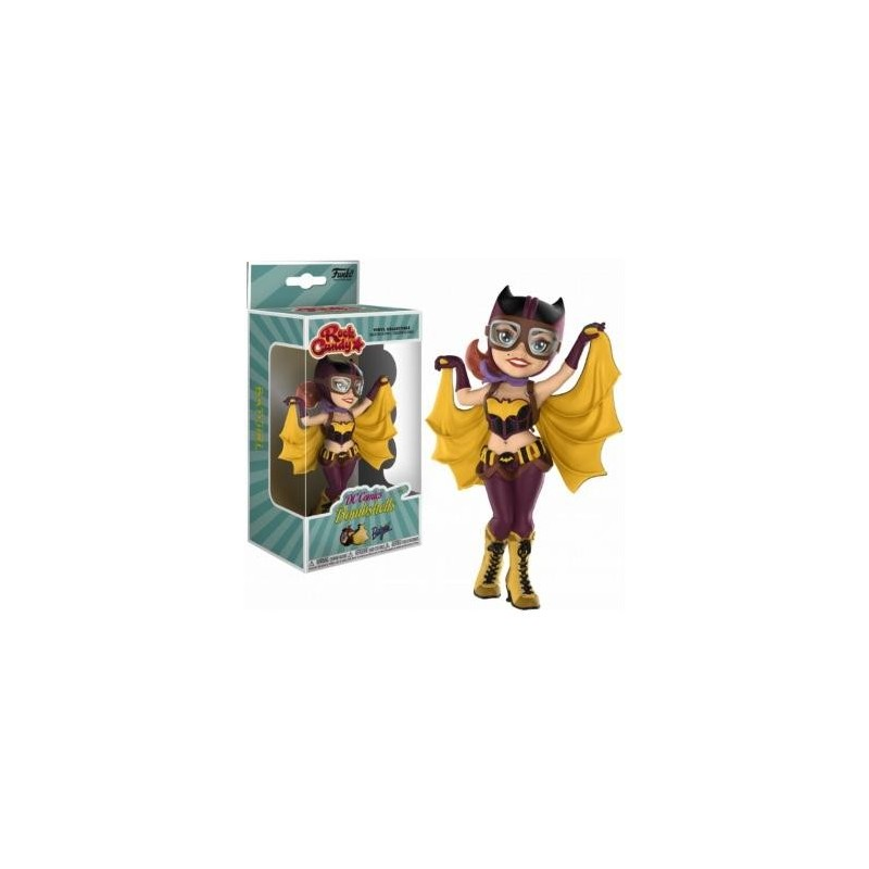 Rock Candy : DC Bombshells - Batgirl - 13cm 165440  Rock Candy