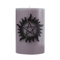 SUPERNATURAL - Anti Possession Scupted Insignia Candle - 15x10 cm 165437  Gadgets