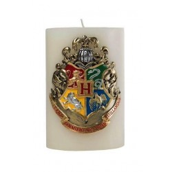 HARRY POTTER - Hogwarts Scupted Insignia Candle - 15x10 cm 165435  Gadgets