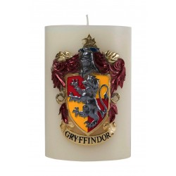 HARRY POTTER - Griffindor Scupted Insignia Candle - 15x10 cm 165434  Gadgets