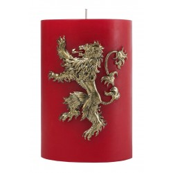GAME OF THRONE - House Lannister Scupted Sigil Candle - 15x10 cm 165431  Gadgets