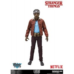 STRANGER THINGS - Figurine Lucas - 15cm 165429  Stranger Things