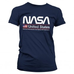 NASA - Girly T-Shirt - United-States (XXL)