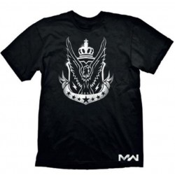 CALL OF DUTY MODERN WARFARE - T-Shirt West Faction (L)