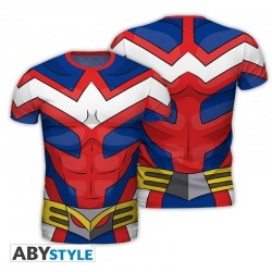 MY HERO ACADEMIA - T-Shirt COSPLAY - All Might (M) 180606  T-Shirts