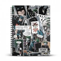 THE JOKER - Comic - Notebook A4 183061  Notitie Boeken