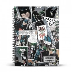 THE JOKER - Comic - Notebook A5 183062  Notitie Boeken