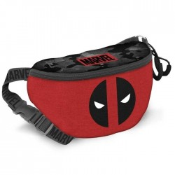 MARVEL - Deadpool Rebel - Waistbag 23x16.5x8.5