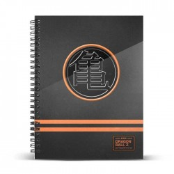 DRAGON BALL - Kame - Notebook A4 183208  Notitie Boeken