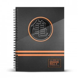 DRAGON BALL - Kame - Notebook A5 183209  Notitie Boeken
