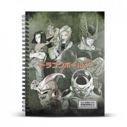 DRAGON BALL - Evil - Notebook A4 183217  Notitie Boeken
