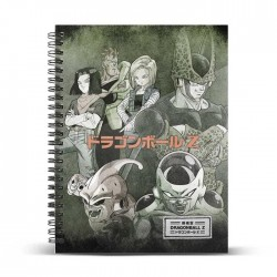 DRAGON BALL - Evil - Notebook A5 183219  Notitie Boeken