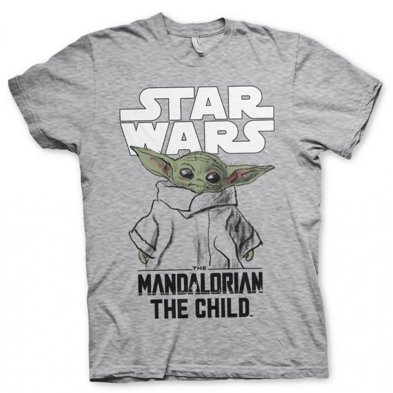 STAR WARS - Mandalorian - The Child - T-Shirt (L) 185524  T-Shirts
