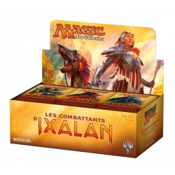 MAGIC THE GATHERING - Booster Les Combattants D'Ixalan 'Bte de 36' FR 165317  Magic The Gathering