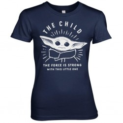 STAR WARS - The Child - The Force is Strong - T-Shirt (L) 185534  T-Shirts