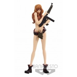 LUPIN THE THIRD - Figurine Glitter & Glamours - Fujiko Mine White - 25 165316  Lupin The Third
