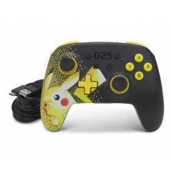 POWER A - Wireless Enhanced Controller Pokemon Day for Switch 193213  Switch Controllers