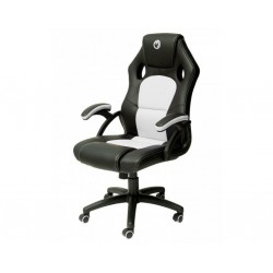 NACON CH-310 Chaise Gaming White Black 193297  Game Stoelen