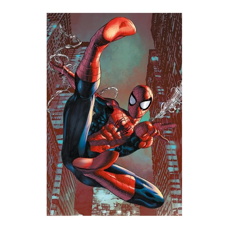 SPIDER-MAN - Web Sling - Poster 61x91cm 193300  Posters