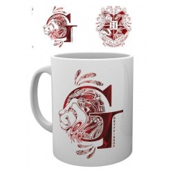 HARRY POTTER - Gryffindor - Beker 300ml 193320  Drinkbekers - Mugs