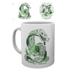 HARRY POTTER - Slytherin - Mug 300ml 193322  Harry Potter Bekers